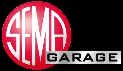 SEMA SEMA Garage Logo